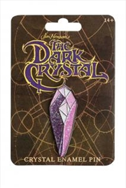 Dark Crystal - Crystal Enamel Pin