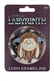 Labyrinth - Ludo Enamel Pin