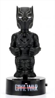 Captain America 3: Civil War - Black Panther Body Knocker | Merchandise