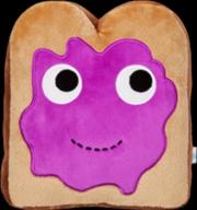 "Yummy - Breakfast Toast 10"" Plush | Toy"