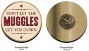 Harry Potter - Muggles Badge