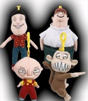 Family Guy - Clip on Plush Assortment | Merchandise