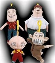 Family Guy - Clip on Plush Assortment | Merchandise