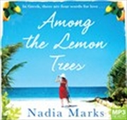 Among The Lemon Trees   Audio Book