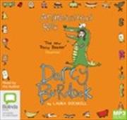 Angrosaurus Rex   Audio Book
