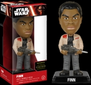 Star Wars - Finn Episode VII The Force Awakens Wacky Wobbler | Merchandise