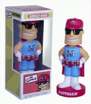 The Simpsons - Duffman Wacky Wobbler | Merchandise