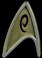 Star Trek: Beyond - Science Magnetic Insignia Badge | Merchandise