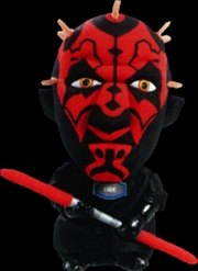 "Star Wars - Darth Maul 9"" Talking Plush 