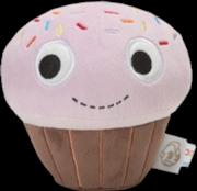 "Yummy - Cupcake Pink 4.5"" Plush | Toy"