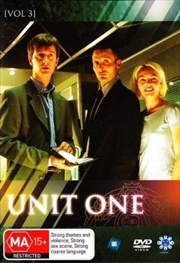 Unit One - Vol 03   DVD