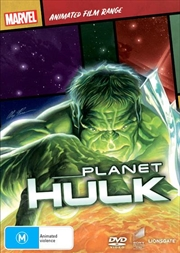 Planet Hulk | Marvel Feature Range | DVD