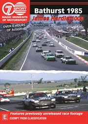 Magic Moments Of Motorsport - 1985 James Hardie 1000 | DVD