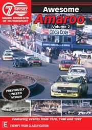 Magic Moments Of Motorsport - Awesome Amaroo - Vol 2