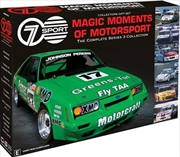 Magic Moments Of Motorsport - Series 3 Collector's Gift Set | DVD