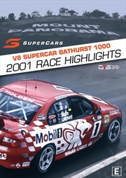 V8 Supercars - 2001 Bathurst 1000 Highlights | DVD