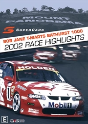 V8 Supercars - 2002 Bathurst 1000 Highlights