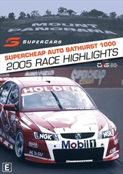 V8 Supercars - 2005 Bathurst 1000 Highlights | DVD