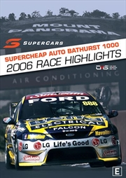 V8 Supercars - 2006 Bathurst 1000 Highlights