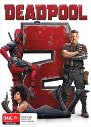 Deadpool 2 - (BONUS SANITY EXCLUSIVE BOOK)