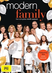 Modern Family - Season 9 | DVD