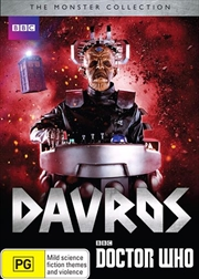 Doctor Who - Davros | The Monster Collection