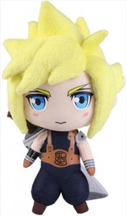 Final Fantasy VII - Cloud Mini Plush | Toy