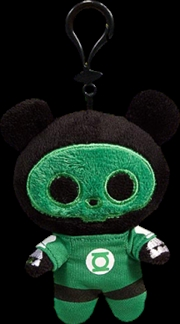 "Skelanimals - Green Lantern Chungkee 4"" Clip-On Plush | Toy"