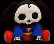 "Skelanimals - Superman Dax 6"" Mini Plush | Toy"