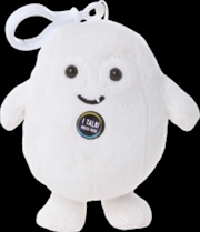 Doctor Who - Adipose 4 Inch Talking Plush Clip-On | Toy