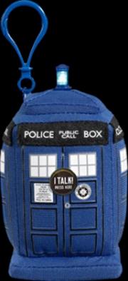 Tardis Mini Clip On Talking | Toy