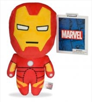 Iron Man - Phunny Plush   Toy