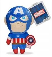 Captain America - Phunny Plush | Toy