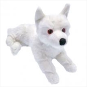 Game of Thrones - Ghost Direwolf Cub Prone Large Plush