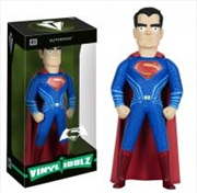 Batman v Superman: Dawn of Justice - Superman Vinyl Idolz | Merchandise