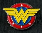 Wonder Woman - Logo Colour Enamel Lapel Pin | Merchandise