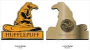 Harry Potter - Hufflepuff Sorting Hat Badge