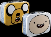 Adventure Time - Jake & Finn Face Lunchbox | Lunchbox
