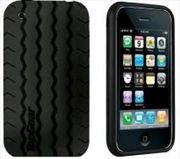 Top Gear - iPhone Cover (Tyre Tread)