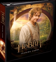 The Hobbit An Unexpected Journey - Album Trading Card Game