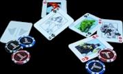 Justice League - Starter Poker Set | Merchandise