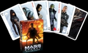 Mass Effect - Deck of Playing Cards | Merchandise