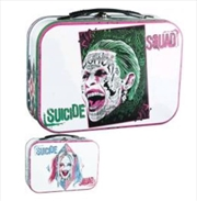 Suicide Squad - Harley and Joker Lunchbox
