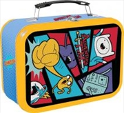Adventure Time - Comic Book Halftone Lunchbox