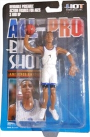 NBA - Anfernee Hardaway Bendable Figure