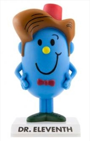 Doctor Who - Mr Men Dr. Eleventh Figurine