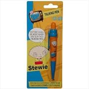 Family Guy - Stewie Talking Pen