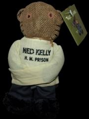 "Teddy Scares - Ned Kelly 8"" Bear | Toy"