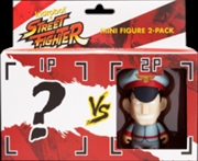 Street Fighter - M Bison 2-Pack