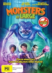 Monsters At Large | DVD
